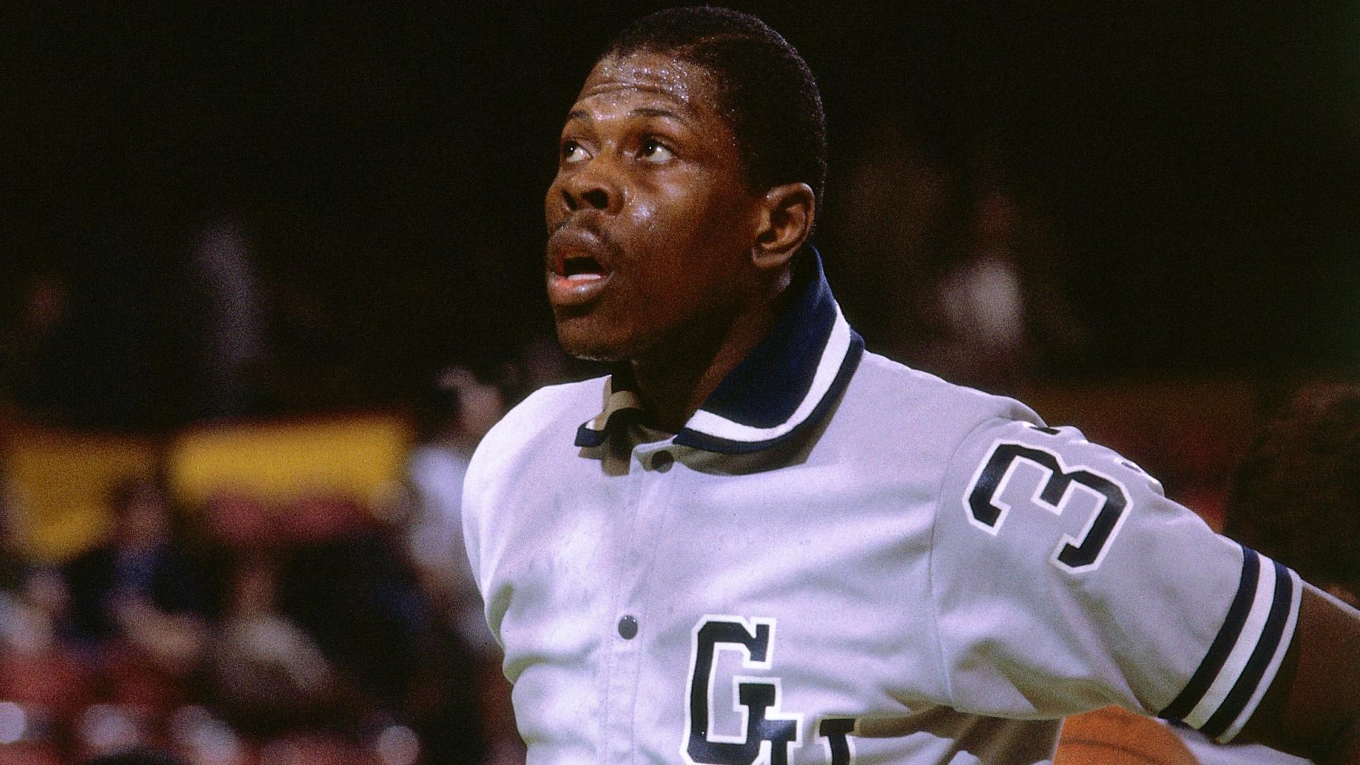 db4080812a7c Patrick Ewing was one of the most dominant college basketball players ever.