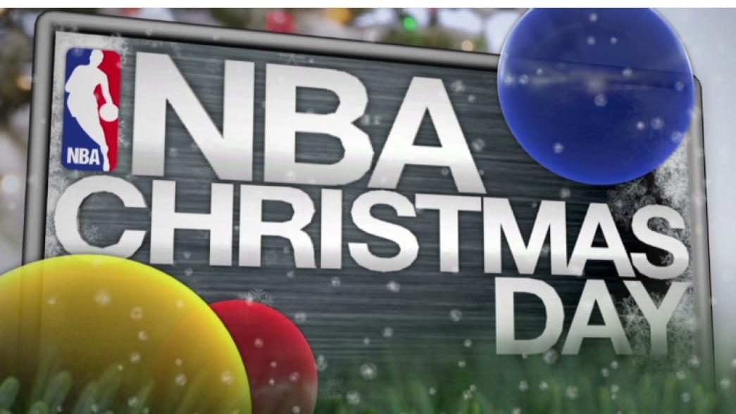 christmas day games preview nbacom - Christmas Day Games