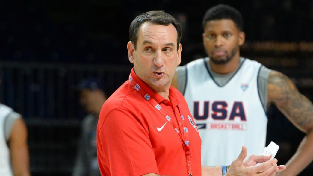 coach krzyzewskis winning philosophy Using material from coaching clinics held in 2005, 2006 and 2007, coach k introduces his man-to-man and zone offenses, along with several quick hitters in the half court and underneath the basket that have led to many open looks for his players.