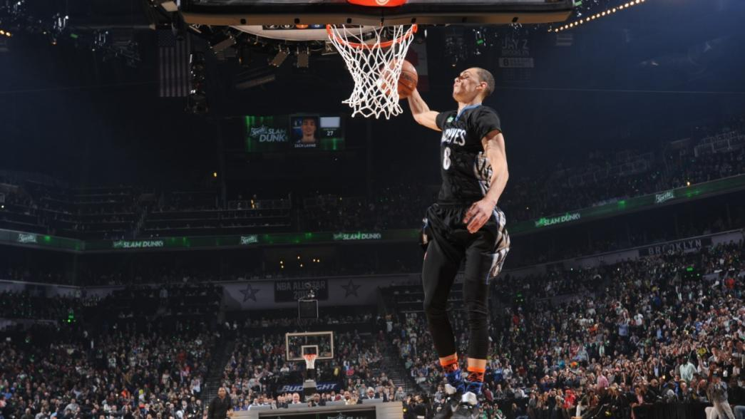 3a6d48fabb8 Dunk of the Night  Zach LaVine