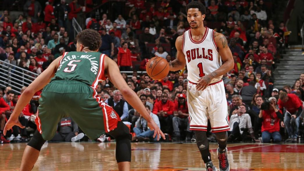 9184468a5f7f Overreaction to One Game  MVP Derrick Rose is Back!