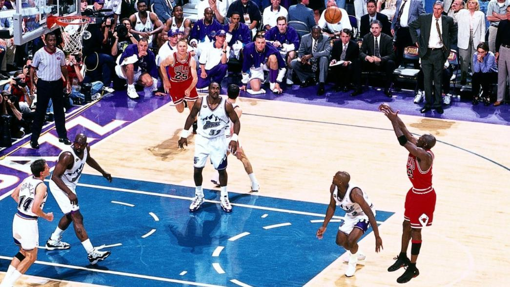 Top Finals Moments: Jordan's Final Shot | NBA.com