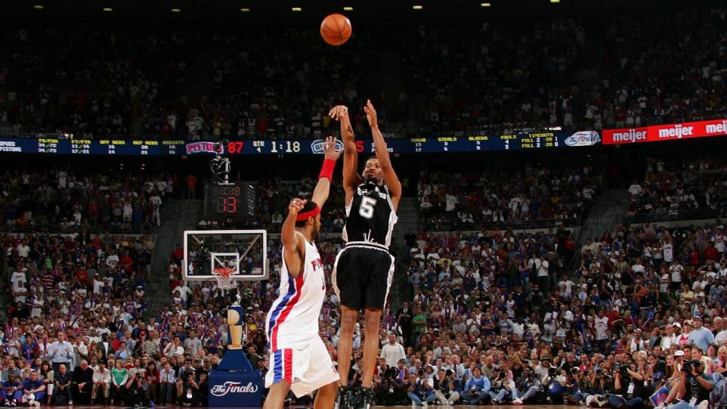 Top NBA Finals moments: Robert Horry saves day for San Antonio Spurs | NBA.com