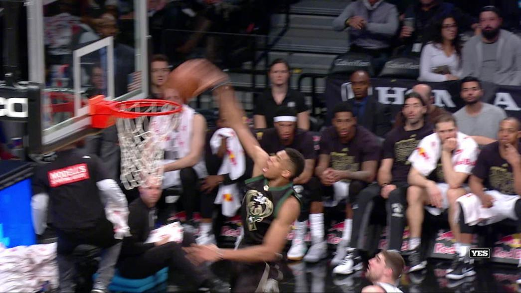 Giannis Does It All