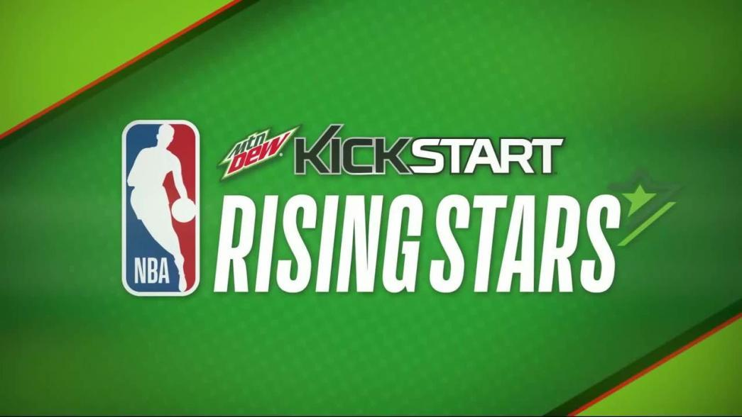 Mtn Dew Kickstart Rising Stars Teams Announced | NBA.com
