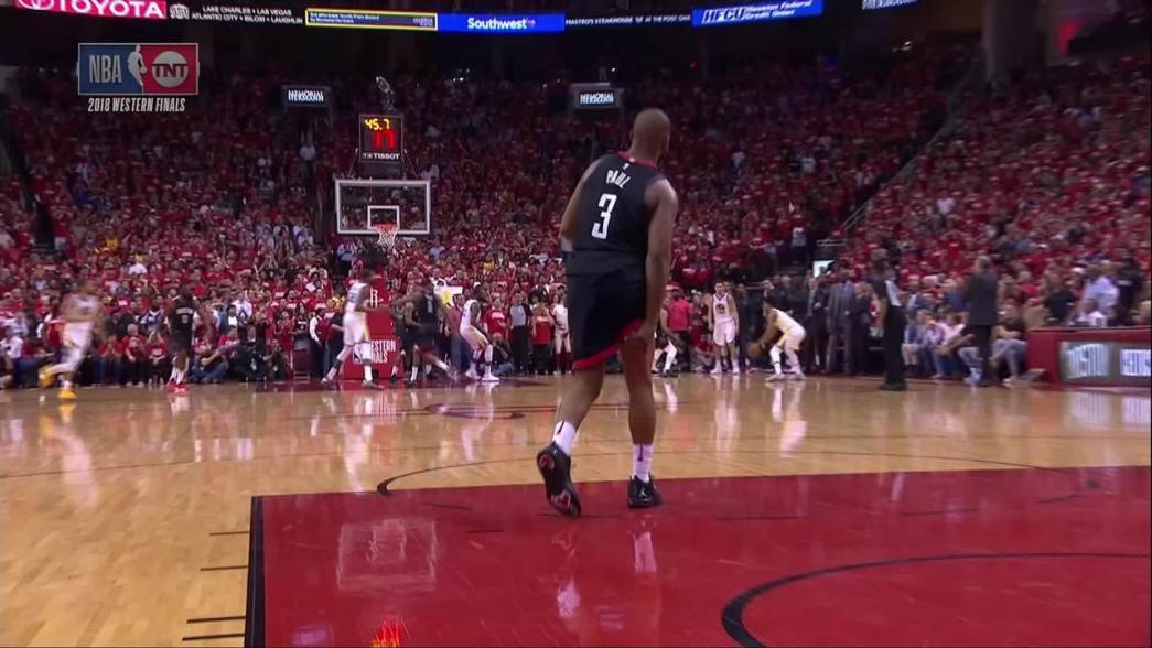 Chris Paul exits Game 5 with right hamstring injury | NBA.com