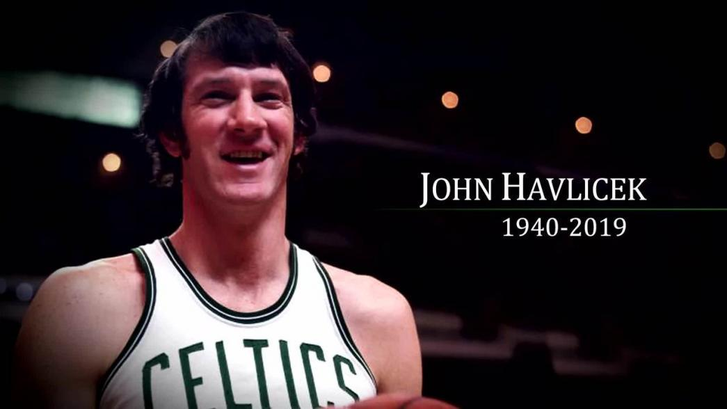 2933697fbc4 Boston Celtics legend John Havlicek dies at 79