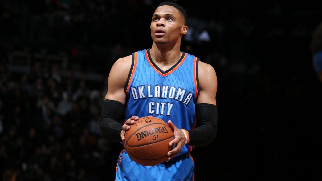 Russell Westbrook's triple-double pursuit drawing fans ...