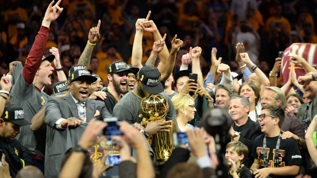 Decade of Dominance: Cleveland championship realized at ...