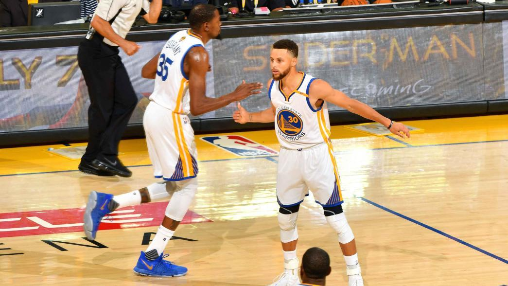 The Finals Stat: Game 5 -- Stephen Curry proves to be difference maker | NBA.com