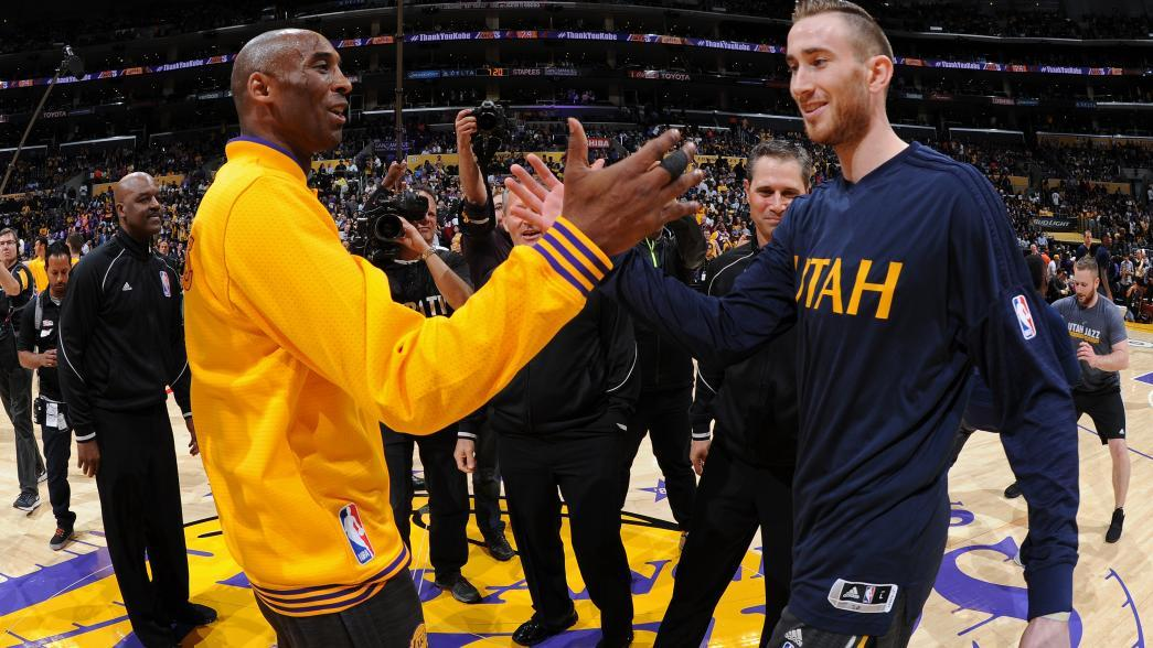 Kobe Bryant takes to Instagram to offer encouragement to ...