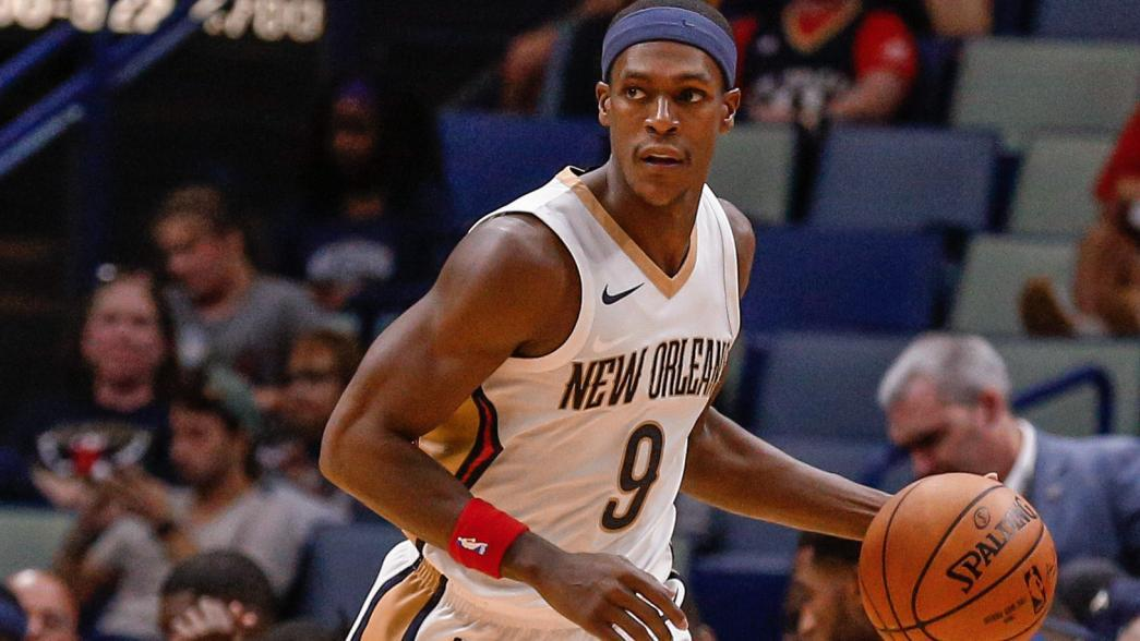 Rajon Rondo may be eyeing Nov. 17 return to lineup for New ...