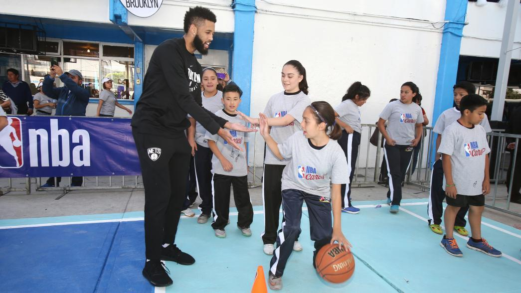 Global Games: Brooklyn Nets focused on the Oklahoma City Thunder