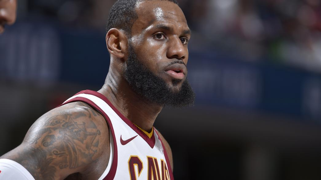 LeBron James calls rumor of interest in joining Golden State Warriors