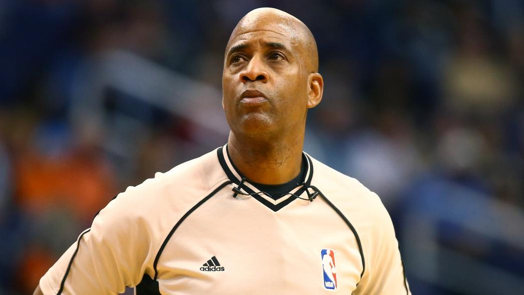 Celebrating Black History Month with NBA referees: Derrick ...