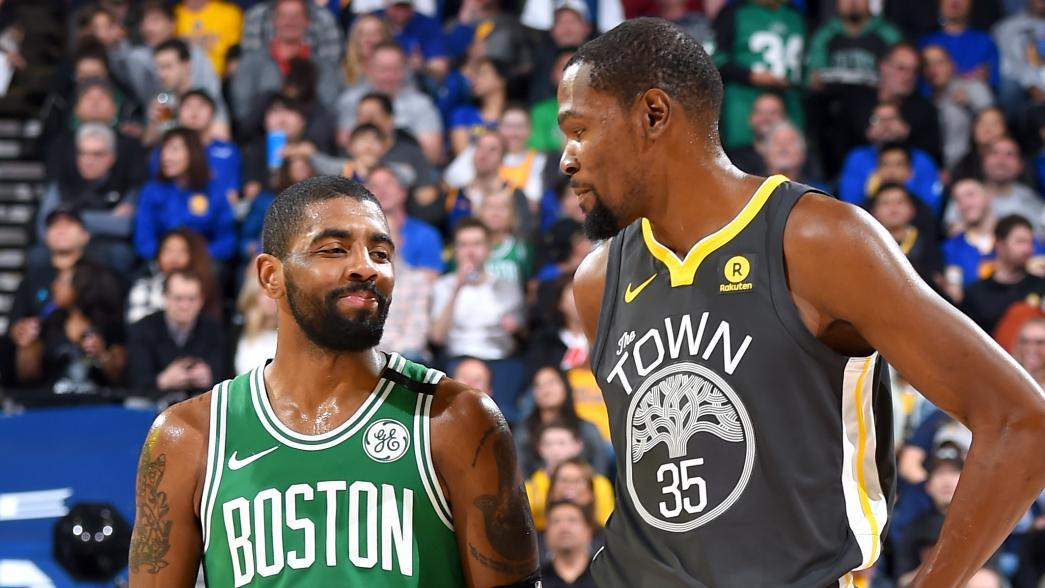 d0035328254 Reports: Kevin Durant and Kyrie Irving to the Nets | NBA.com
