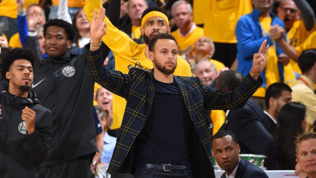 Report: Golden State Warriors star Stephen Curry