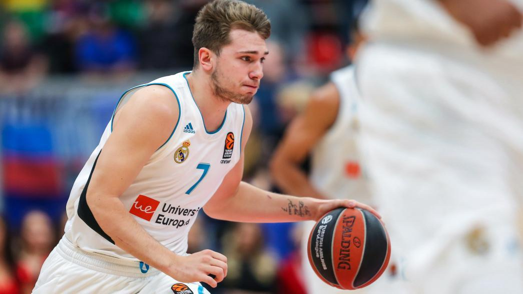 Report: Top prospect Luka Doncic declares for 2018 NBA Draft