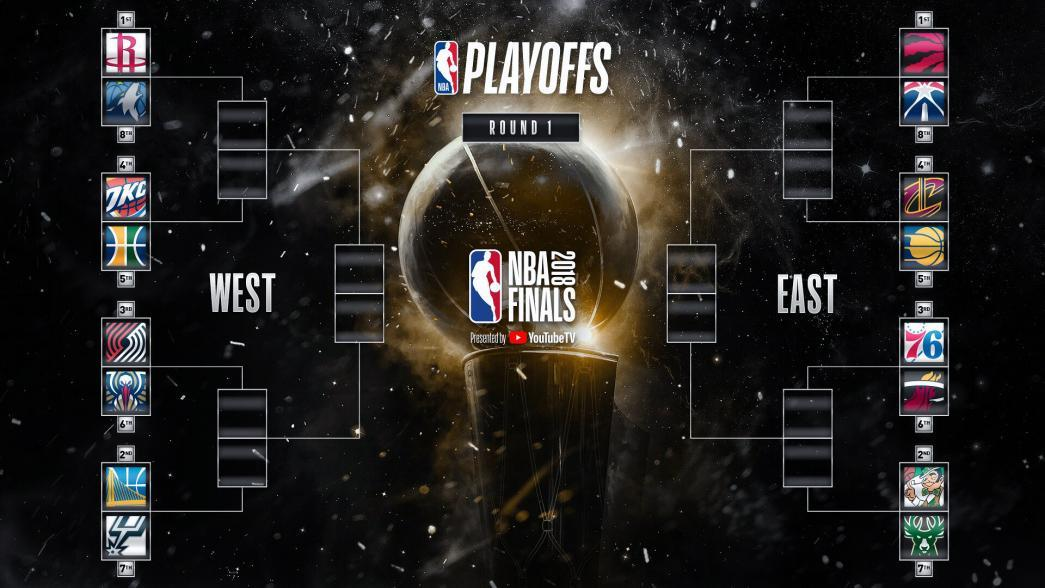 It's playoff time: First-round matchups set | NBA.com