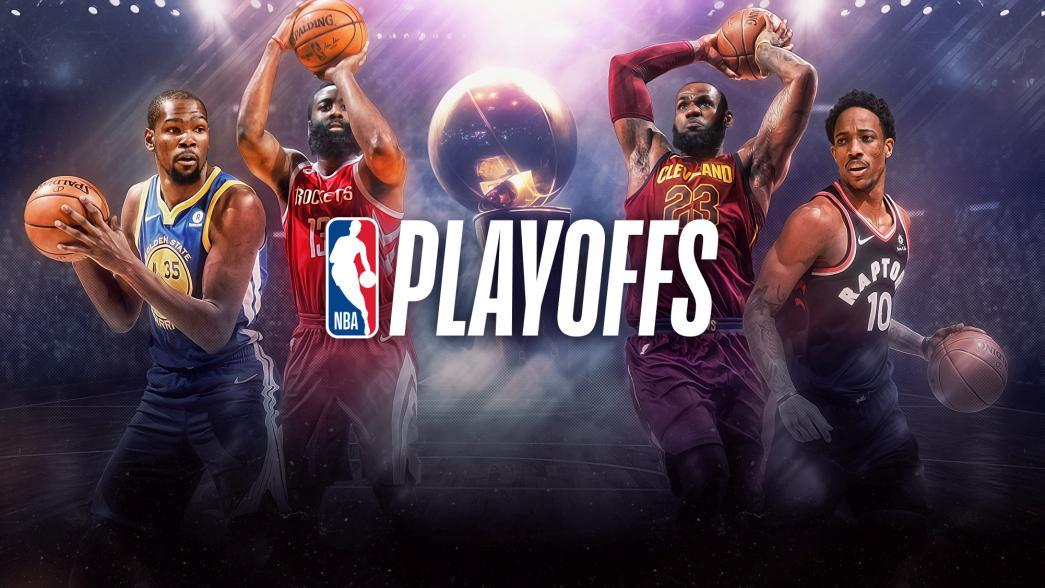 2018 NBA Playoffs: First-Round Schedule