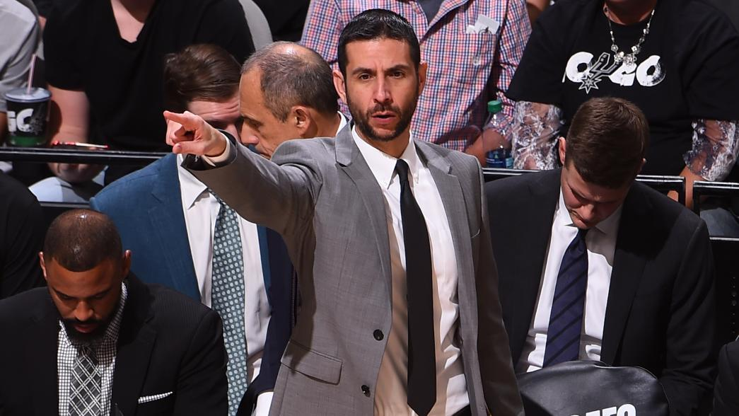 Report: Charlotte Hornets finalizing deal with coach James Borrego
