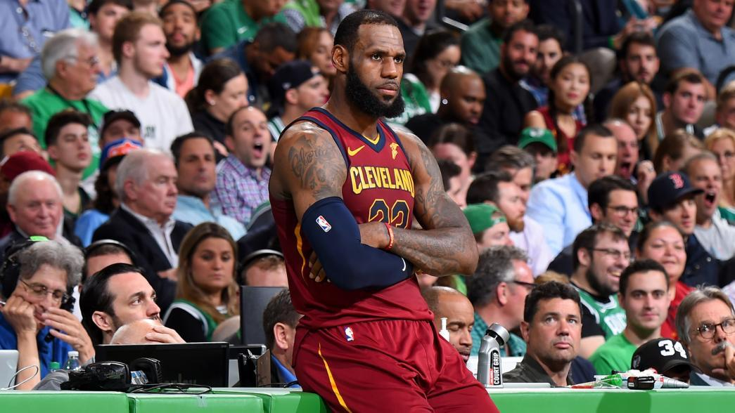 LeBron James says he loses sleep after losses during playoffs