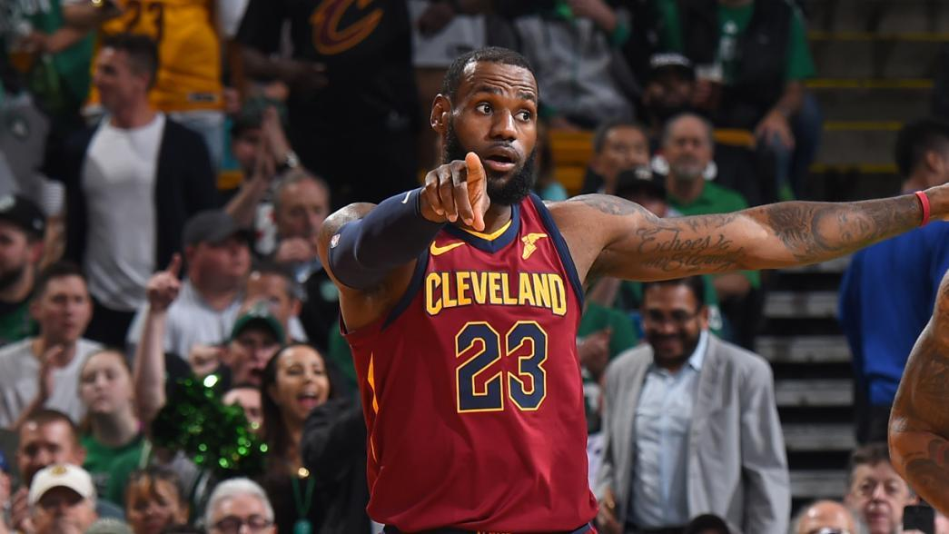 It happens every spring: LeBron James forced to carry Cleveland Cavaliers