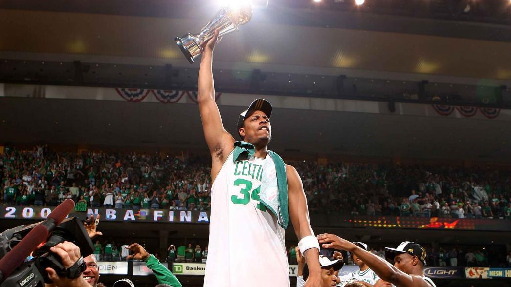 Legendary Moments In NBA History: Boston Celtics defeat Los Angeles Lakers for 2008 championship ...