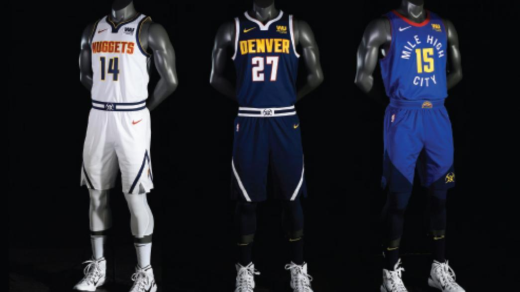 Denver Nuggets unveil new look | NBA.com