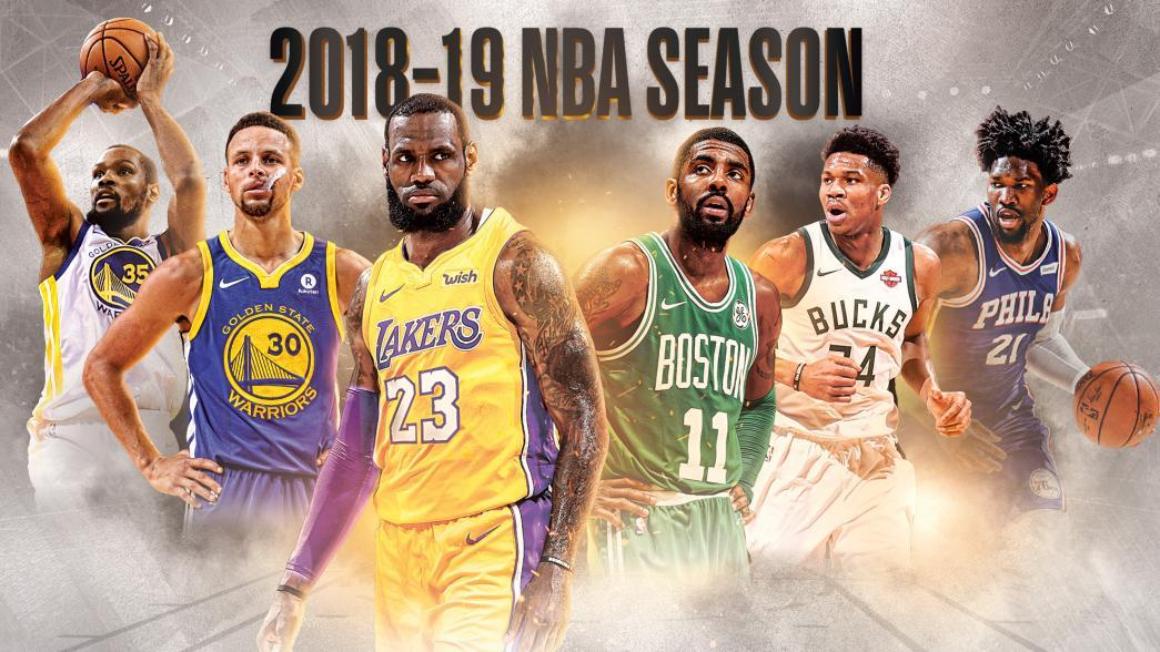 Image result for NBA opening night 2018