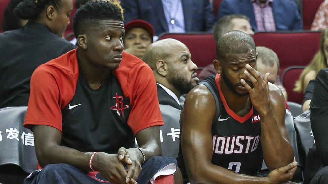 Blogtable: More concerned about slow start by Rockets or Thunder?