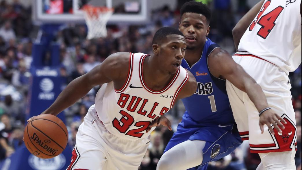 Bulls lose Kris Dunn for 4 to 6 weeks with MCL sprain   NBA.com