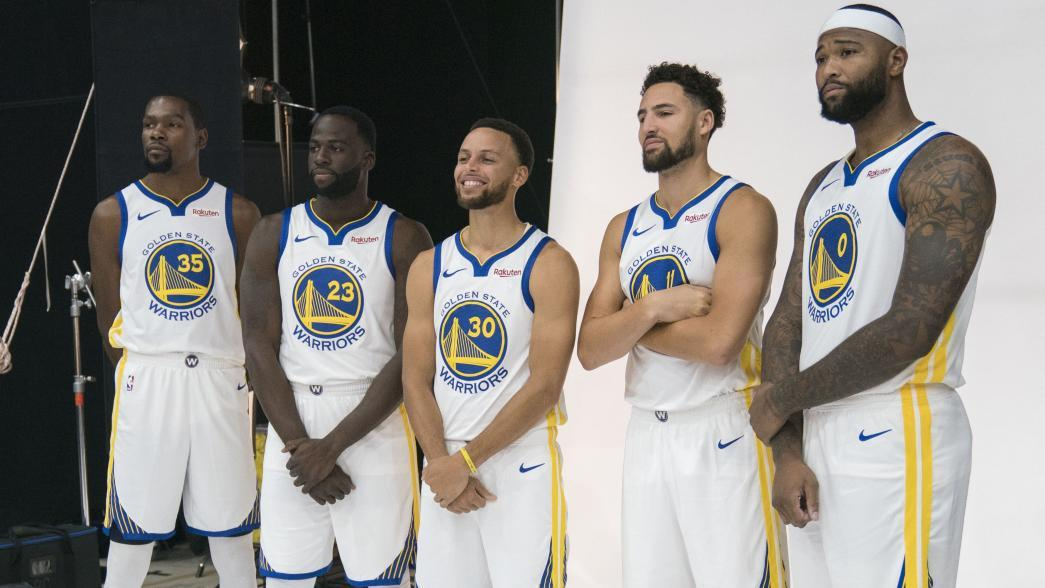 How Warriors went from downtrodden days to NBA dynasty