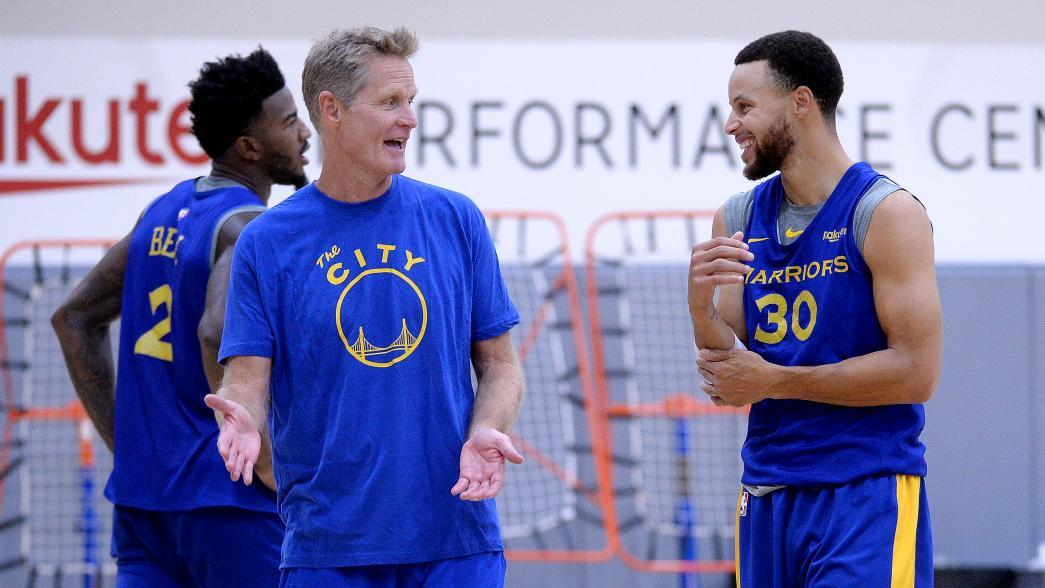 Stephen Curry to miss at least next three games with strained groin