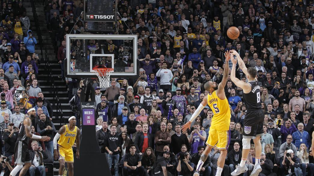 7a50383579b2 Must-See  Bogdan Bogdanovic nails game-winning three