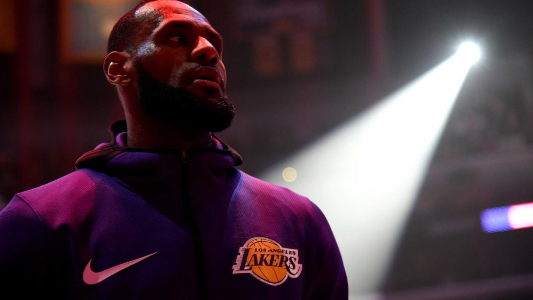 d743f2bde LeBron s fantastic present may not prevent tough future for Lakers ...