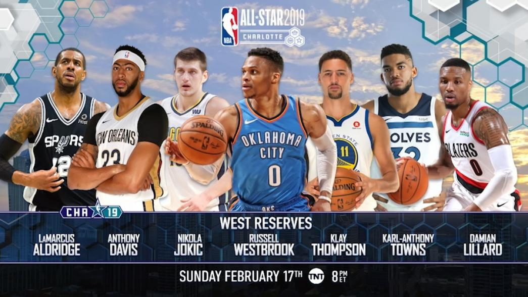 NBA All-Star Game 2019: Who takes top spot in All-Star ...