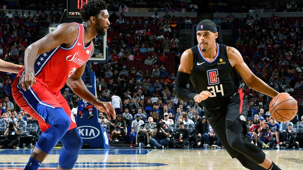 0308652ddf0f Harris traded to Sixers in multi-player deal with Clippers
