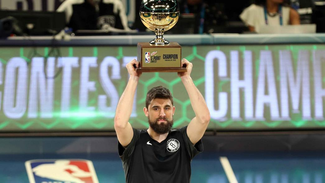 NBA Legends Three-Point Contest - Full Highlights | 2019 ...