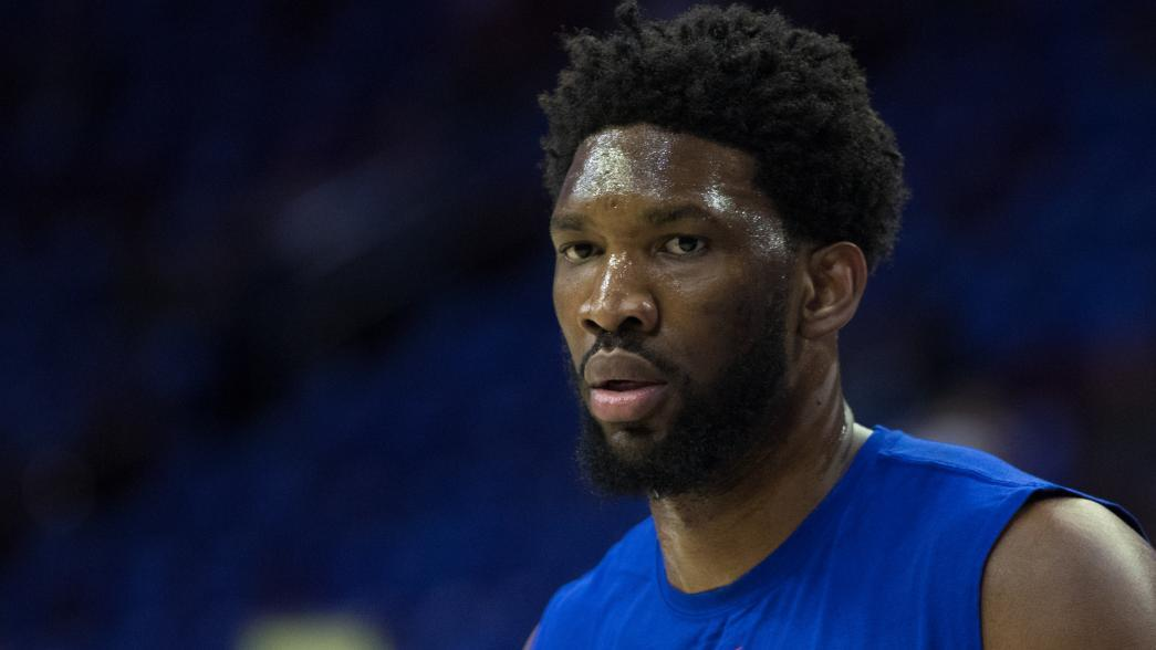 Sixers' Embiid (gastroenteritis) probable for Game 2 - NBA.com