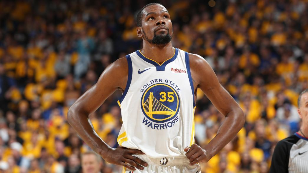 Durant initially thought injury was much worse - NBA.com