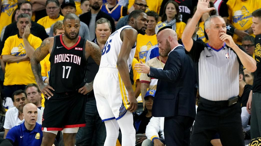41b5fc43c9d MRI confirms strained right calf for Kevin Durant