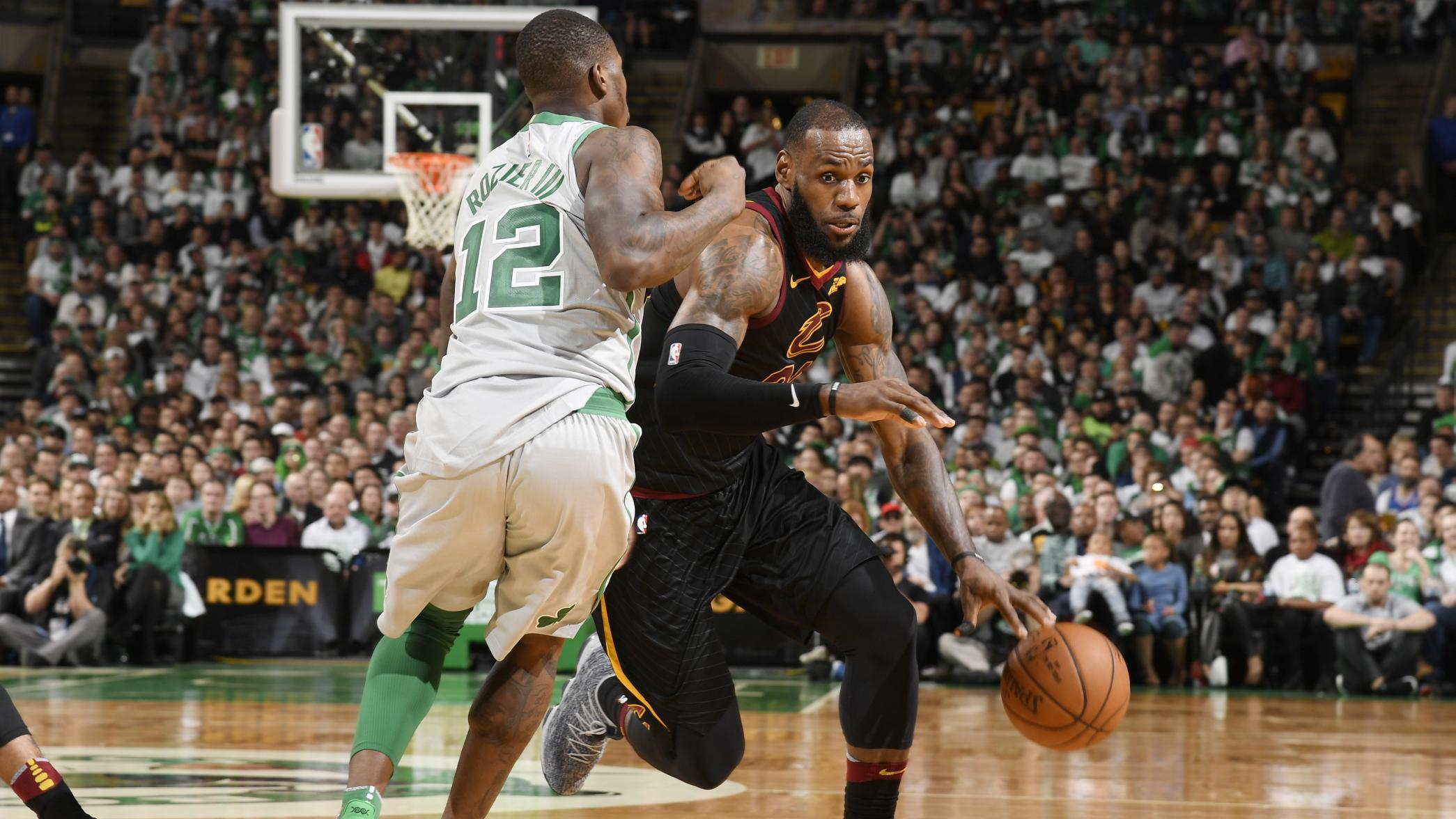 2018 Boston Celtics vs Cleveland Cavaliers Game 1 Predictions