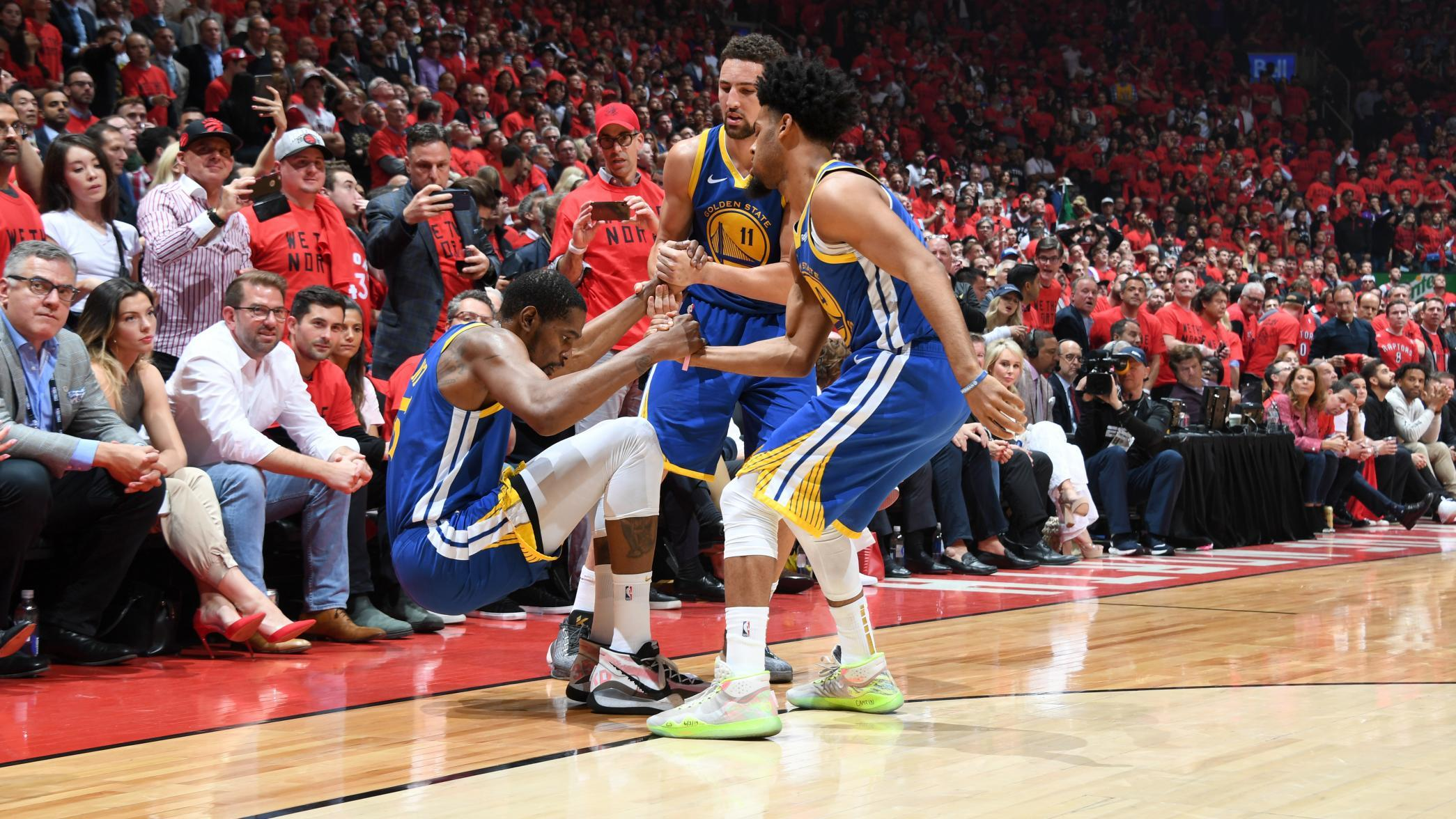 GettyImages-1148990220 - The Warriors are one game away from elimination, and their dynasty is one step c - Basketball | NBA-PBA