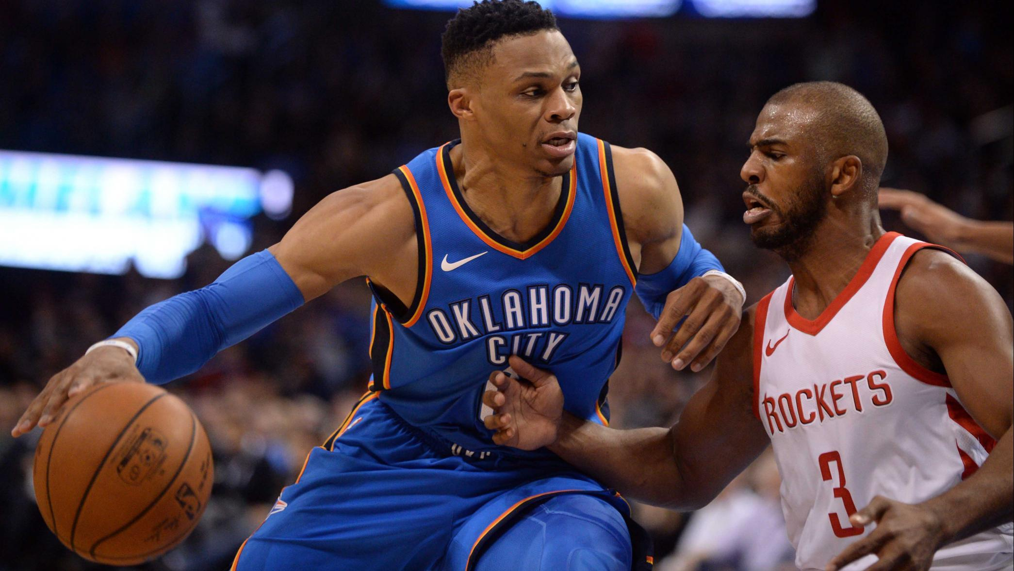 6 reasons the Russell Westbrook-Chris Paul trade broke our brains
