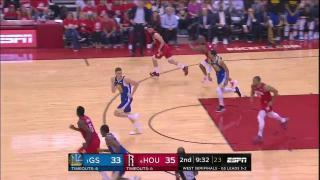 afe64e05dc02 0041800226 - Chris Paul - Golden State Warriors - Houston Rockets -  2-pointer -