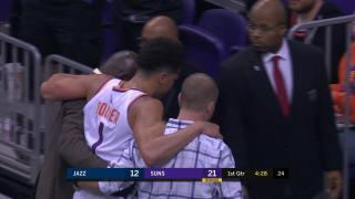 292683b8191 0021801174 UTA PHX Devin Booker Injury