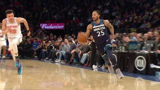 a12ef5ea877a Derrick Rose Best Plays From The 2018-2019 NBA Regular Season