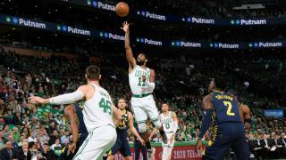 d263abdd66dc 0041800132 Boston Celtics with a 16-0 Run vs. Indiana Pacers