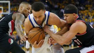d08b9bfcee5 0041800311 POR GSW RECAP. Stephen Curry scores 36 points ...